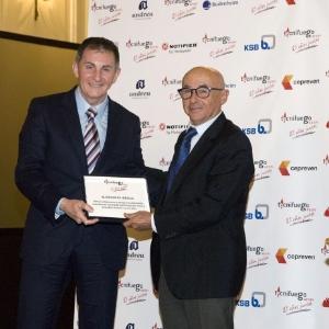 Andreu, sponsor of 25th anniversary of Tecnifuego