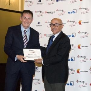 Andreu, patrocinador del 25 aniversario de Tecnifuego