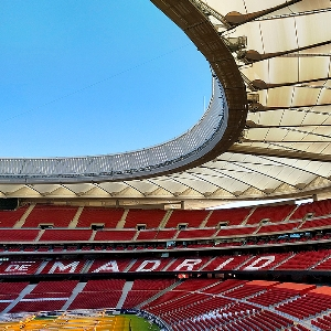 Wanda Metropolitano opts for Andreu's quality and experience