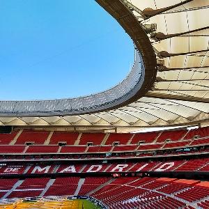 Wanda Metropolitano stawia na firmę Andreu - symbol doświadczenia i jakości