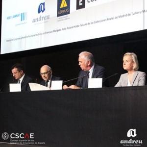 Andreu, parrain des Prix de l'Architecture et de l'Urbanisme Espagnol