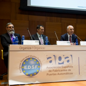 Andreu Barberá weźmie udział w Międzynarodowym Seminarium Drzwi Automatycznych, które odbędzie się 28 lutego