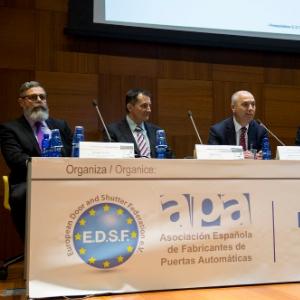 Andreu Barberá participera le 28 février à la Journée Internationale de Portes Automatiques