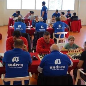El Club Ajedrez Andreu Paterna se proclama campeón de la Comunidad Valenciana