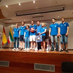 Le Club d'Echecs Andreu Paterna se place en Division d'Honneur Nationale.