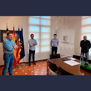 Andreu Barberá acude al llamamiento de Asivalco para luchar contra el COVID19