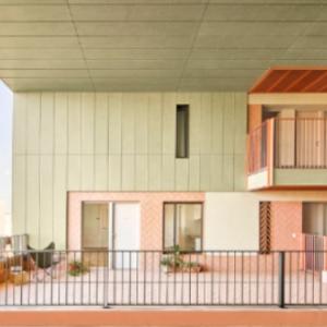 Andreu Barberá, faisant partie du projet gagnant du Prix FAD d'Architecture et d'Intériorisme 2020