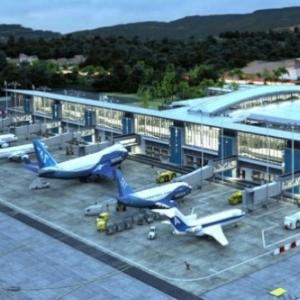 En 2021, Honduras aura un des aéroports les plus modernes de l'Amérique Centrale, avec plus de 400 portes Andreu