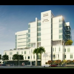 Andreu Barberá is part of of the new hospital project: Mother & Child Hospital, in Angola.
