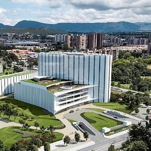 Andreu Barberá en el CTIC de Bogotà