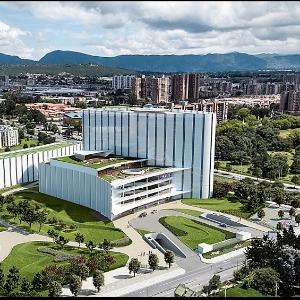 Andreu Barberá en el CTIC de Bogotá