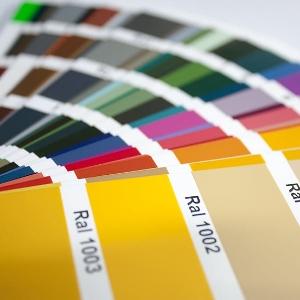 New Colour Card for Andreu Doors